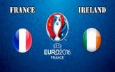 Франция - Ирландия - 2-1: хронология матча 1/8 финала Евро 2016
