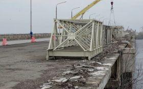 Почти четверть млрд грн составила смета капремонта Центрального моста в Днепре