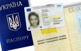 Замена украинских паспортов на ID-карты: в МВД назвали сроки и условия