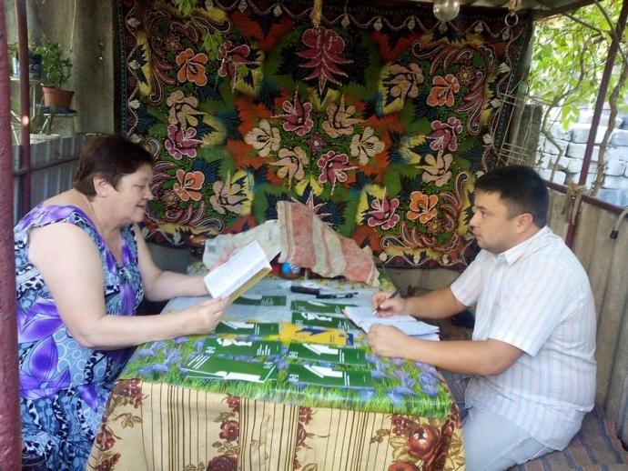 Мін'юст показав, як виїзні адвокати допомагають українцям: опубліковані фото (1)