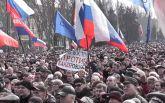 """Турчинов рассказал, как на Донбассе начиналась """"русская весна"""""""