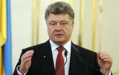 Порошенко заявив про початок відводу озброєнь на Донбасі 3 жовтня (1)