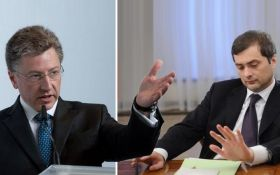Різні концепції миру: Волкер не зміг домовитися з Сурковим