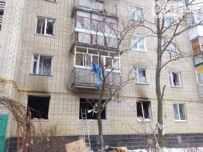 Взрыв квартиры в Сумах: появились фото и видео (19)