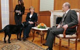 Собака по кличці Путін: між Німеччиною і Росією назріває скандал