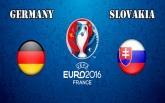 Германия - Словакия - 3-0: хронология матча 1/8 финала Евро 2016