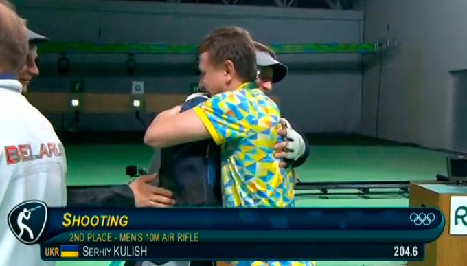 Стрелок принес Украине первую медаль на Олимпиаде: опубликованы фото (2)