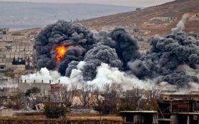 В США показали видео масштабной ликвидации российских наемников в Сирии