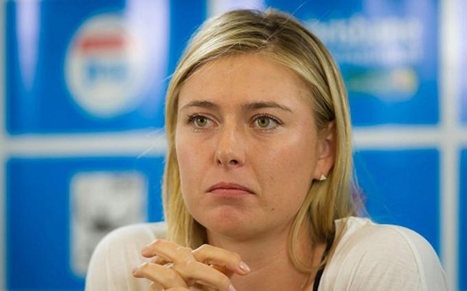 Россиянка Мария Шарапова призналась в применении допинга