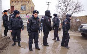 Оккупанты разошлись в Крыму, задержаны десятки людей: появились фото и видео