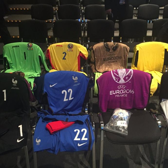 Франція - Румунія: онлайн трансляція матчу відкриття Євро-2016 (1)