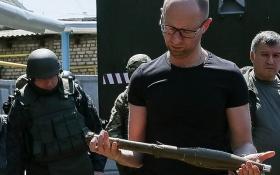 Джихад Яценюка: соцсети посмеялись над атакой террористов в России