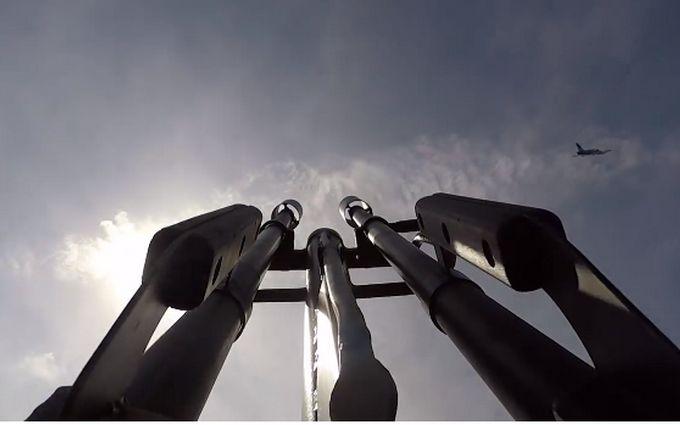 Готовы к нападению: опубликовано зрелищное видео внезапной проверки сил авиации и ПВО Украины