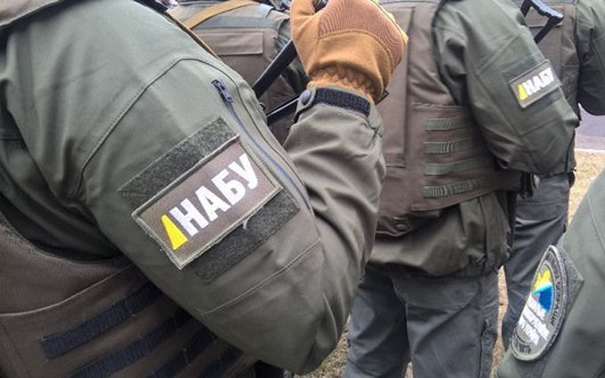 В НАБУ опровергли информацию ГПУ о задержании сотрудника на крупной взятке
