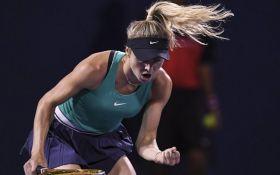 Свитолина завоевала новую победу на престижном турнире в Монреале