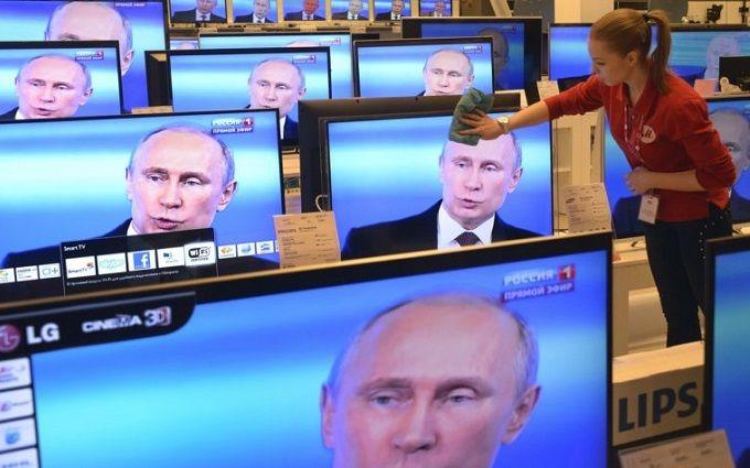 """""""Ліберальні"""" росЗМІ спіймали на путінській риториці про Україну"""