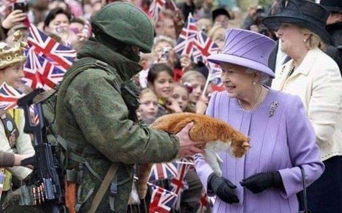 Путінський журналіст викликав гнів у мережі жартом про Британію: опубліковано фото
