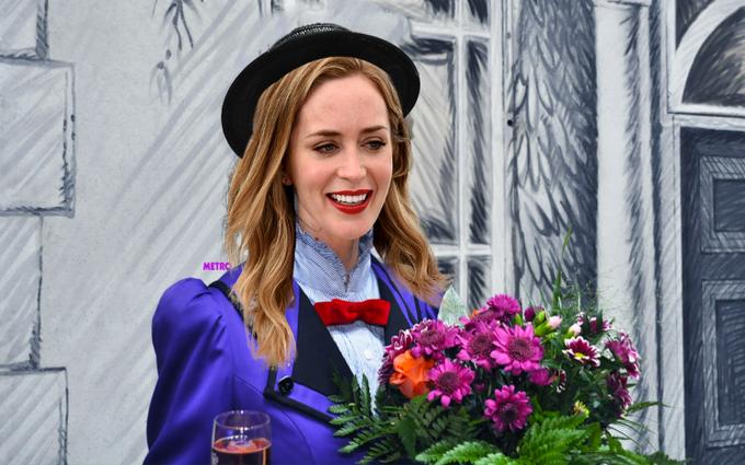 Эмили Блант может стать новой Мэри Поппинс
