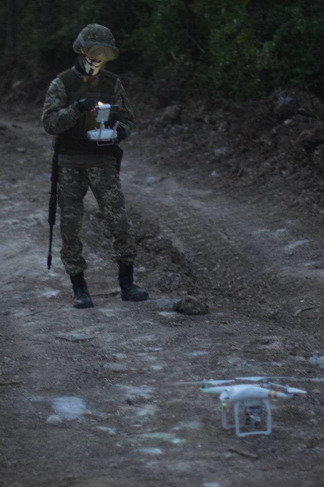 Перші результати ООС на Донбасі: в штабі показали новітню систему розвідки (1)