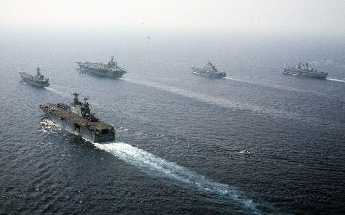 НАТО направили десятки військових кораблів в Балтійське море - що сталося