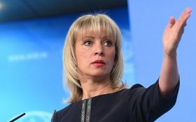 """Шанс был: Захарова дерзко ответила на слова Порошенко о """"холодном мире"""""""