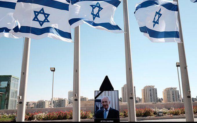 Світові лідери прощаються з екс-президентом Ізраїлю: з'явилися фото і відео