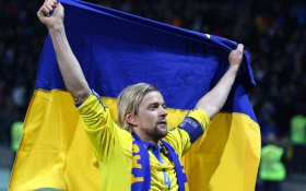 До збірної України прибув рекордсмен: опубліковано фото
