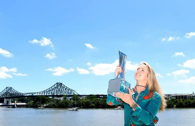 Известная украинская теннисистка стала четвертой ракеткой мира