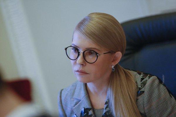 Данные соцопроса свидетельствуют, что Тимошенко лидирует в президентском рейтинге (1)