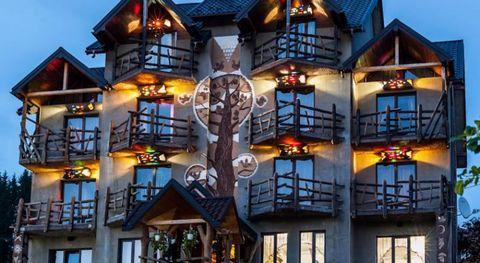 Необычные отели Украины (1)