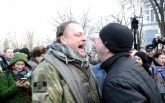 Группа любителей России пыталась устроить акцию в центре Одессы: опубликованы фото и видео