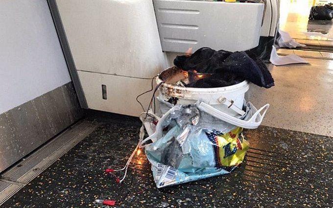 В метро Лондона стався вибух, є постраждалі: з'явилися відео