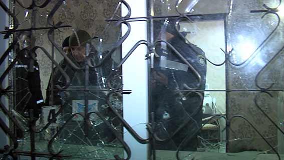 В Виннице произошел загадочный инцидент с гранатой: появились фото (1)