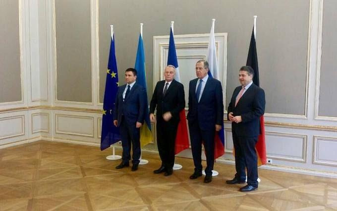 """Блокада Донбасса: """"нормандская четверка"""" сделала резонансное заявление"""