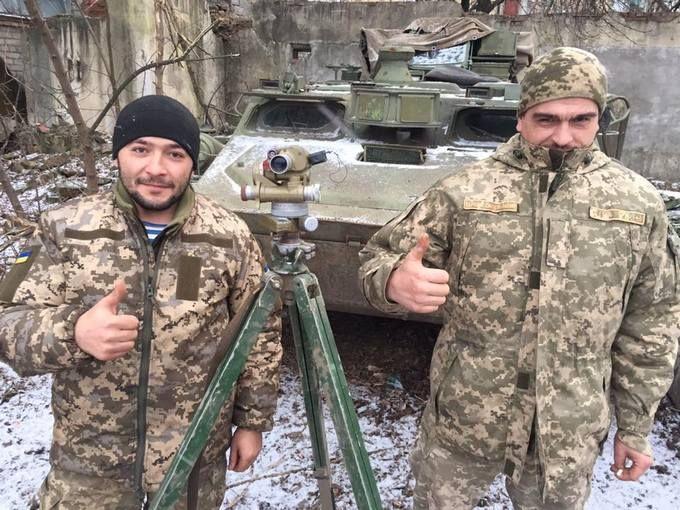 """Українські військові отримали унікальні прилади-""""невидимки"""": опубліковані фото"""