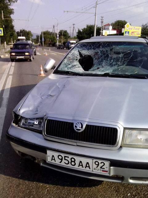 У Криму російський солдат на смерть задавив місцевого мешканця: з'явилися фото (1)