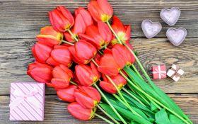 Оригінальні і красиві привітання з 8 березня - вірші, картинки і проза