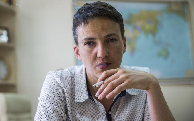 Савченко підказала спосіб прибрати Путіна