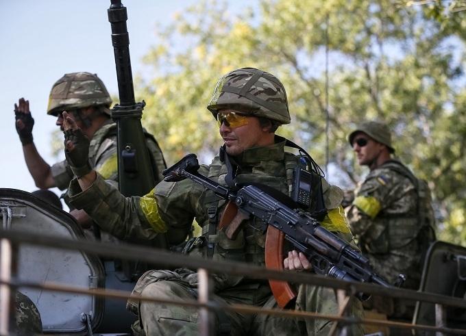 Штаб АТО спіймали на здачі військового секрету: опубліковані фото