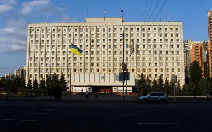 СБУ проводит обыски вкабинете руководителя Киевского облсовета Стариковой