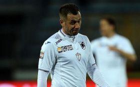 Антонио Кассано объявил о завершении карьеры