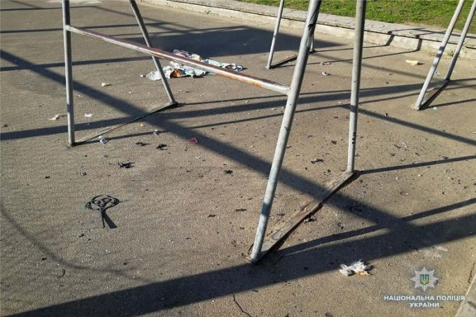 В Киеве прогремел очередной взрыв: опубликованы фото с места ЧП (4)