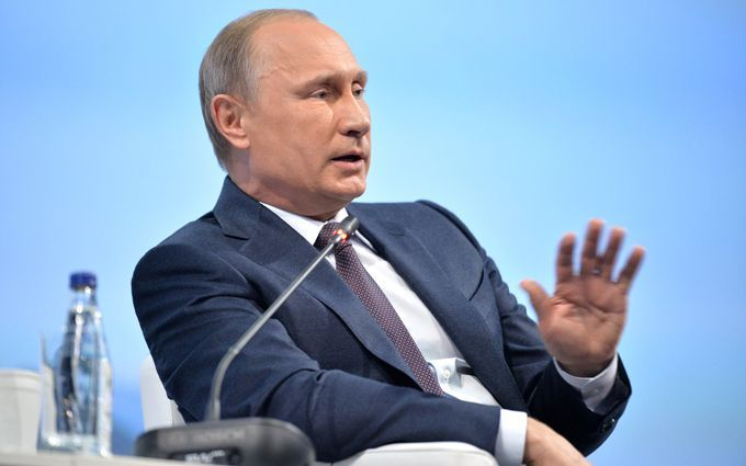 Туманна заява Путіна про хакерів і США розбурхала соцмережі