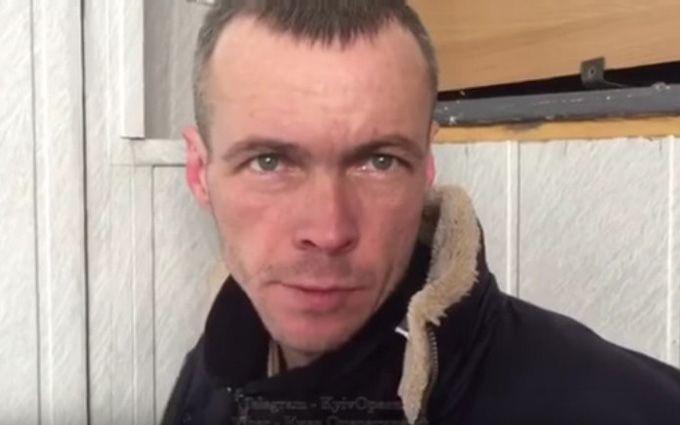 """В Киеве освобожденный по """"закону Савченко"""" ограбил детсад: появились фото и видео"""