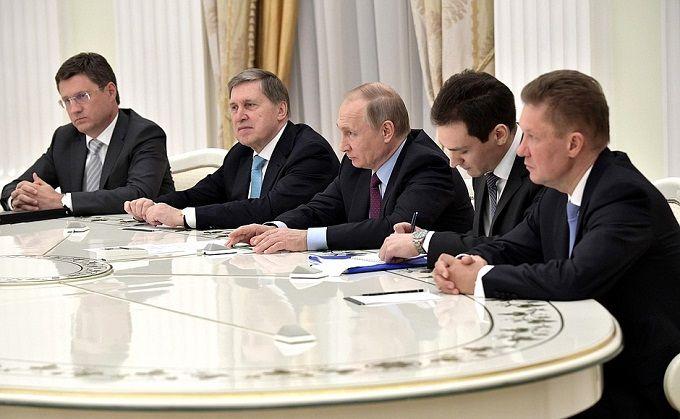 """В Росії образилися, що Данія навмисно затягує видачу дозволу на будівництво """"Північного потоку-2"""""""