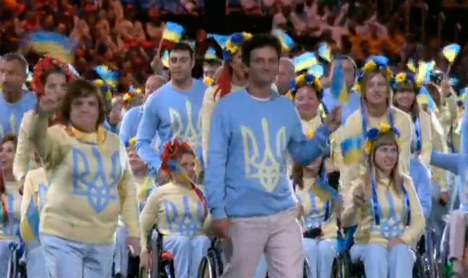 Церемония открытия Паралимпиады-2016: фото и видео из Рио (44)