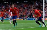 Испания - Чехия - 1-0: Видео обзор матча первого тура Евро-2016
