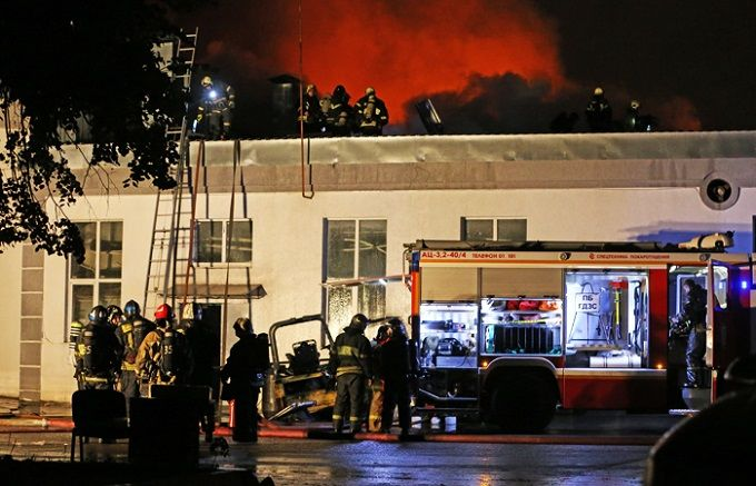 У Москві зросла кількість жертв потужної пожежі: з'явилися нові відео