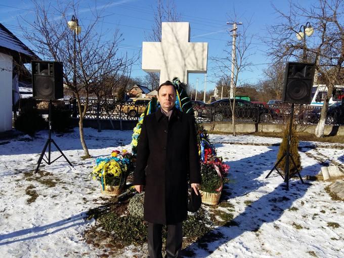 День рождения Бандеры отметили по всей Украине: появились фото и видео (23)