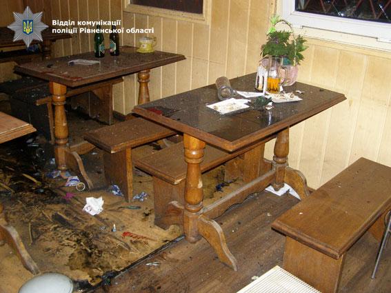 На Ровенщине прогремел взрыв в кафе, много пострадавших: появились фото (4)